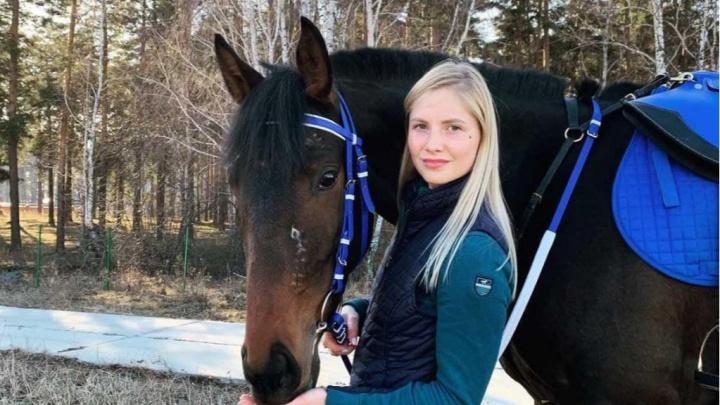 В Челябинской области пропала лошадь, которую привезли на скачки из Екатеринбурга