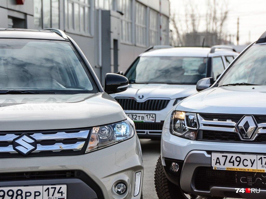 В последние годы рынок новых машин определяют исключительно машины местной сборки