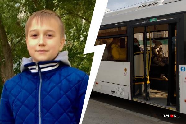 Мальчика высадили, как злостного нарушителя, хотя у него просто не сработала транспортная карта