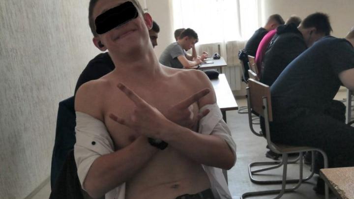 Против 17-летнего студента из Ростова возбудили дело за призыв к мятежу