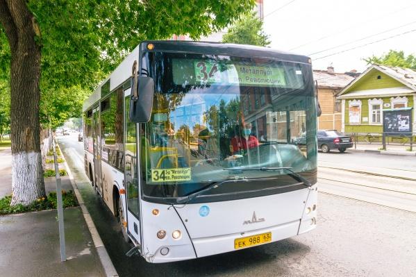 «СамараАвтоГаз» обслуживает 85 маршрутов