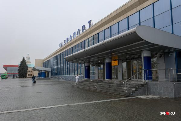 Международный терминал готовятся открыть 1 мая