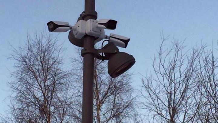 Как и зачем за горожанами следит интеллектуальная система видеонаблюдения: в цифрах