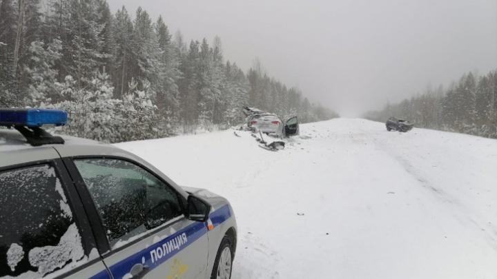 Суд арестовал водителя Land Cruiser, который устроил ДТП с тремя погибшими на севере Свердловской области