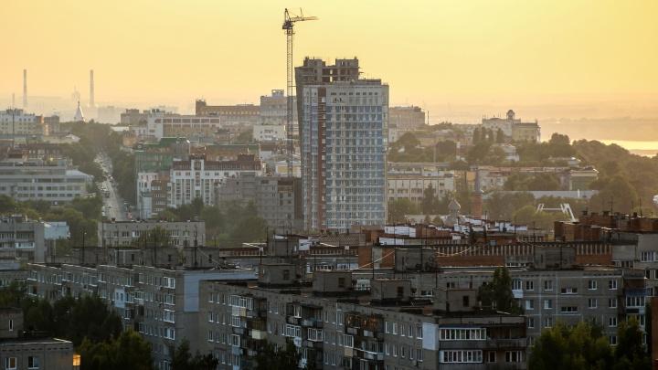 Разношерстная застройка. Какие жилые комплексы начали строить в Нижнем Новгороде в 2021 году