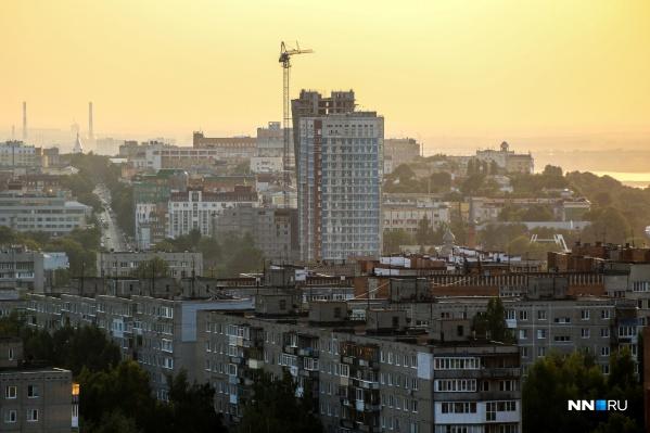 Сразу в нескольких регионах России наблюдается большой рост на строительство жилья