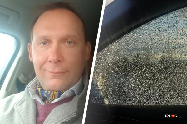 Адвокат не пострадал от выстрела хулиганов
