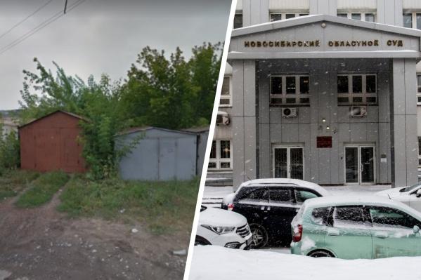 Инцидент произошел летом в гаражном кооперативе «Сибирь»
