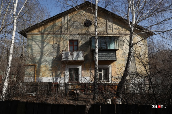 Дома в Ленинском районе — одни из первых претендентов на реновацию