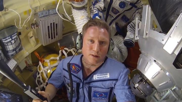 Екатеринбургского космонавта проверили на полиграфе из-за дырки в корабле «Союз»