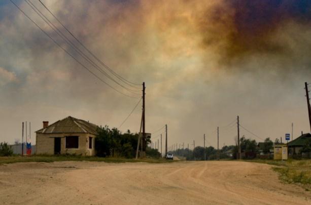 Причиной трагических лесных пожаров на юге Челябинской области могли стать сухие грозы
