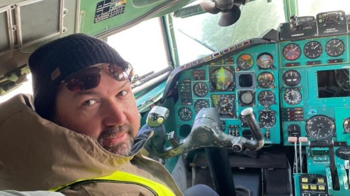 Владелец омского аэродрома Летова купил Ту-154. Самолет станет рестораном и музеем