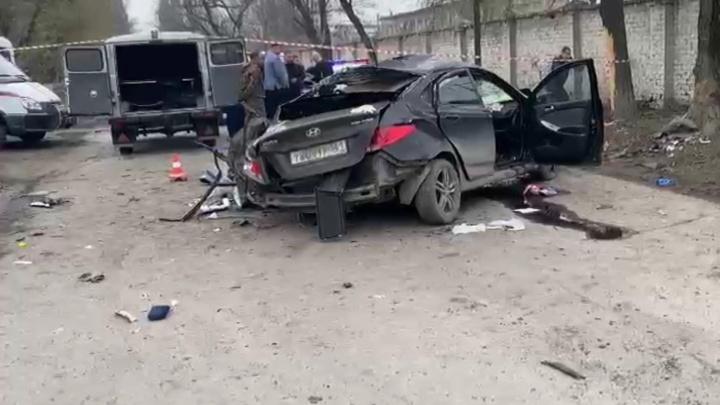 Погибшие в Новочеркасске подростки отмечали день рождения одного изних вночь ДТП