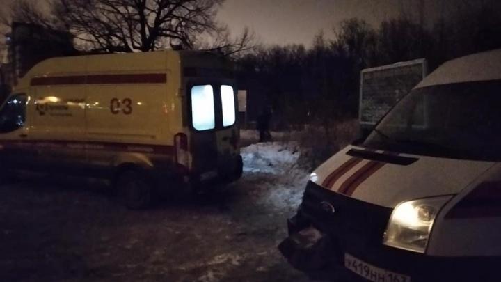 В Самарской области из леса эвакуировали девушку, которая каталась на тюбинге
