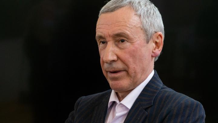 Сенатор Климов прокомментировал требование лишить его звания почетного профессора ПГНИУ
