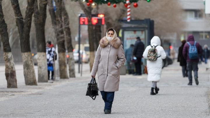 Идут дожди с далекой Атлантики: смотрим погоду в Волгограде на ближайшие выходные