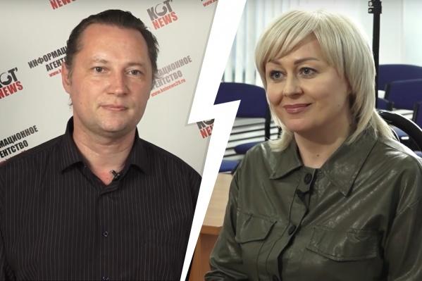 Анатолий Арсеев пожаловался, что правительство области лоббирует назначение Светланы Дейнеко