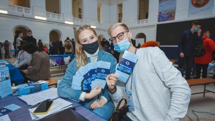 «ЕвроХим-ВолгаКалий» начал привлекать студентов на перспективные вакансии Гремячинского ГОКа
