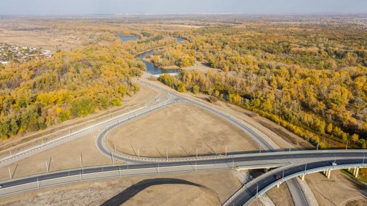 «Сможем снизить нагрузку»: под Волгоградом началось строительство новой трассы