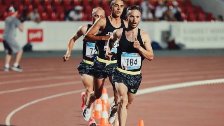 Пермский спортсмен установил новый рекорд России в забеге на 5 тысяч метров