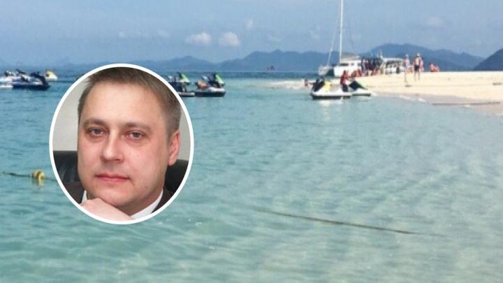 Бывшего руководителя пермского «Экопромбанка» экстрадировали в Россию из Кипра