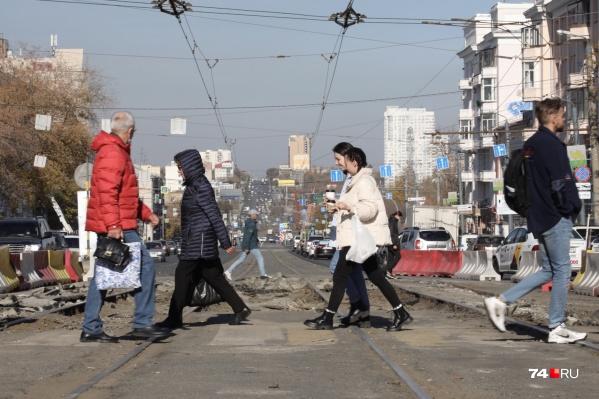 Ремонт начинают на пересечении Свердловского проспекта с улицей Сони Кривой