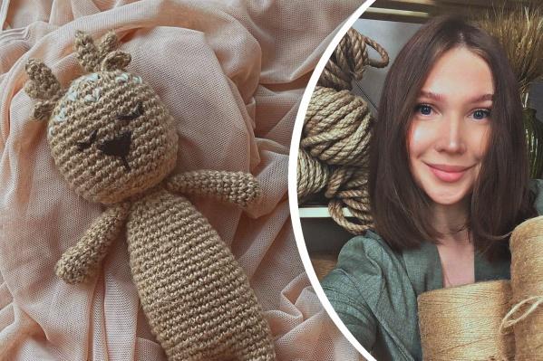 Светлана Павлова начинала с работ для семьи, а потом захотела делиться своими изделиями с другими