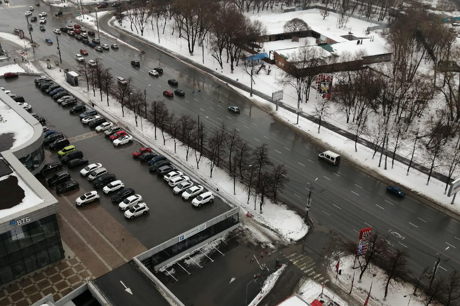 А это проспект Ленина