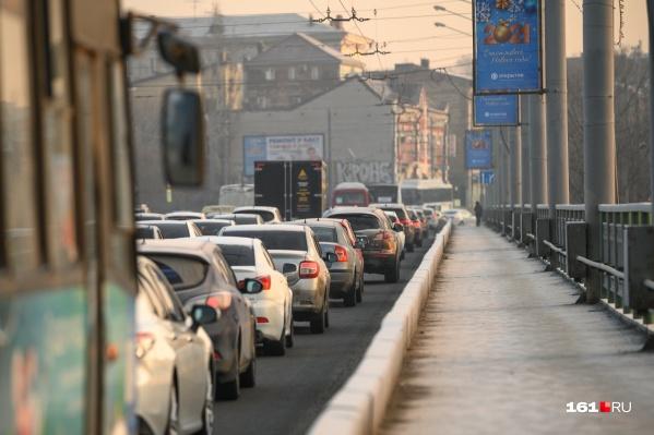 Донские дороги подождут до Нового года
