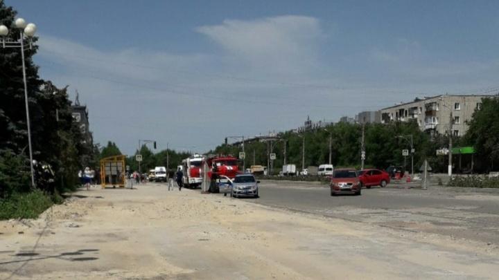 В Волгограде и Волжском эвакуируют супермаркеты
