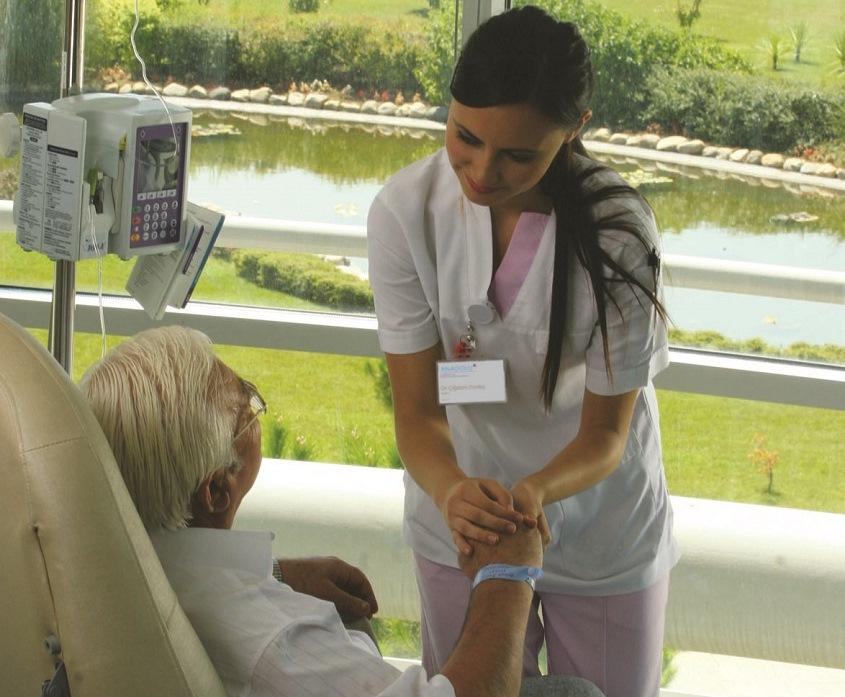 В МЦ «Анадолу» используют препараты-оригиналы (не дженерики) и новейшие технологии лечения согласно международным стандартам