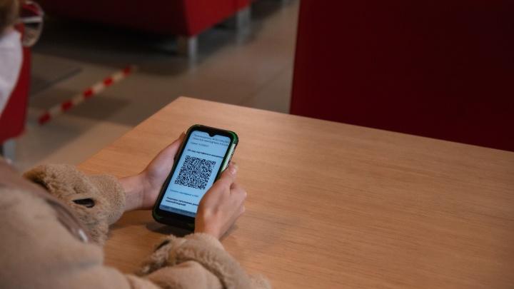 В Поморье расширят список мест, куда можно только по QR-кодам