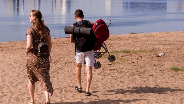 Так жарко в мае еще не было: синоптики сообщили о температурном рекорде в Архангельске