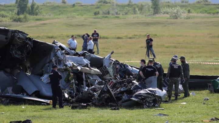 Один из пострадавших при крушении самолета на Танае умер