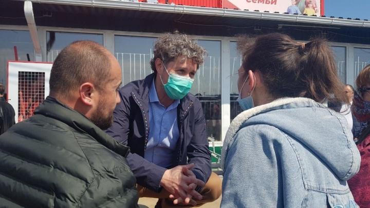 «Вам самим не страшно?»: Хуруджи — донским властям о проблеме закрытых под Ростовом рынков