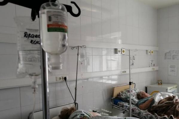Сургутяне стали чаще попадать в больницу из-за инсульта