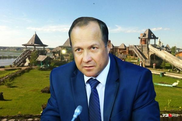 Юрий Батт возглавлял Тобольский район с 2010 года