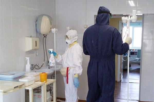 Волгоградка попросила сфотографировать больницу заведующую одного из отделений наркологического диспансера