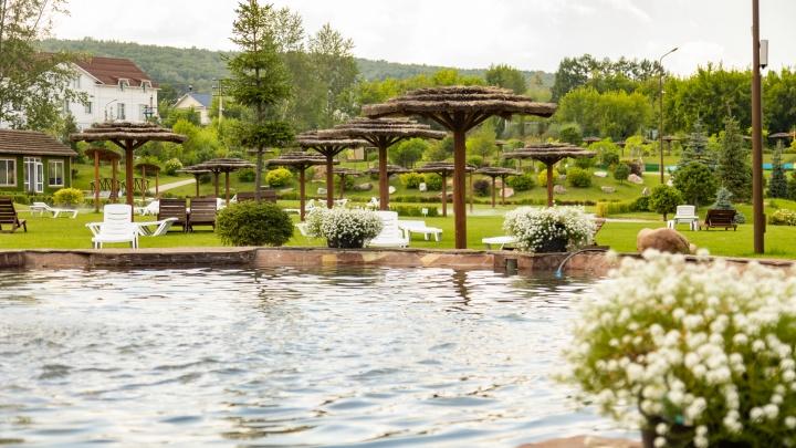 Частный парк «Прищепка» открылся для посетителей. Плату за вход берет «Роев ручей»
