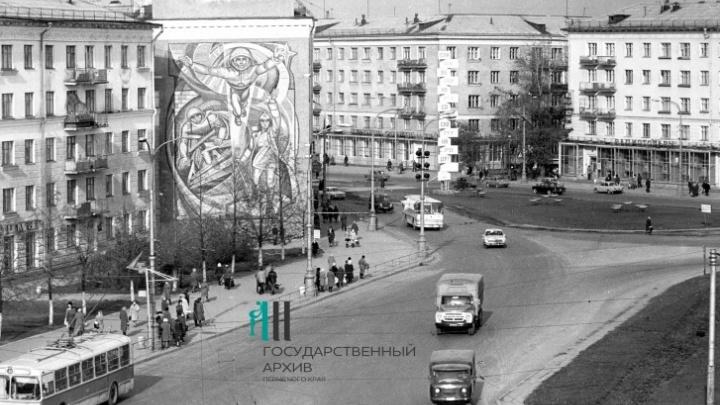 Путешествие во времени: как менялся центр Перми последние 100лет