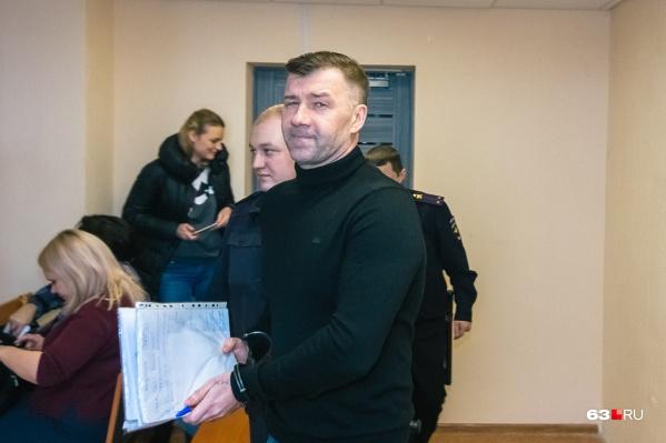 Дмитрий Сазонов не был на свободе с 2018 года