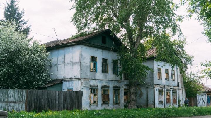 Штаб-квартира большевиков, изменившая судьбу страны: история заброшенного дома на Рабиновича