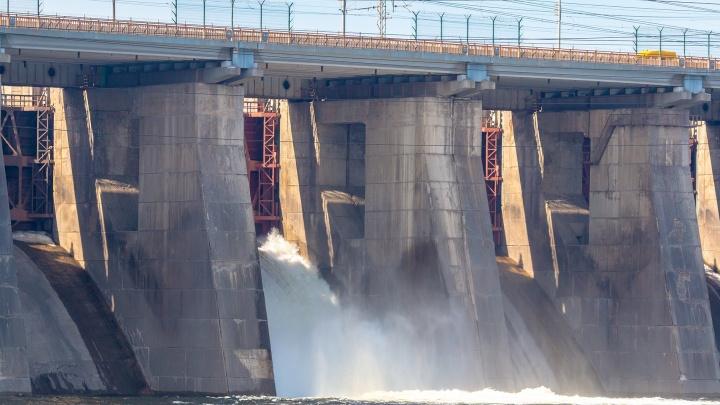 Стало известно, когда откроют водосливную плотину на Жигулёвской ГЭС
