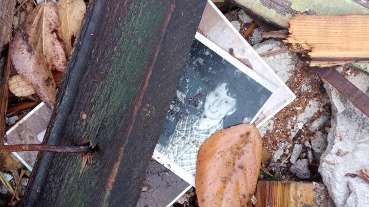 «Выброшенная жизнь»: советские фото под руинами в Северодвинске, которые напомнят вам о прошлом