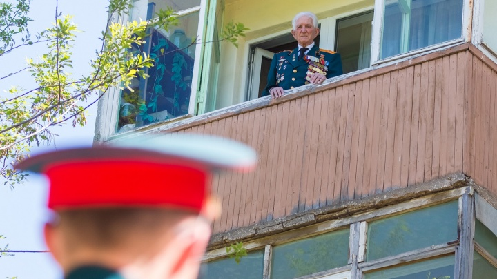Акция «Бессмертный полк» в Самаре пройдет в режиме онлайн