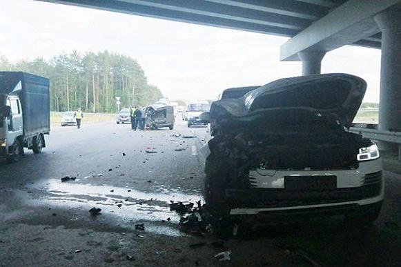 Жуткая авария произошла в сентябре 2020 года