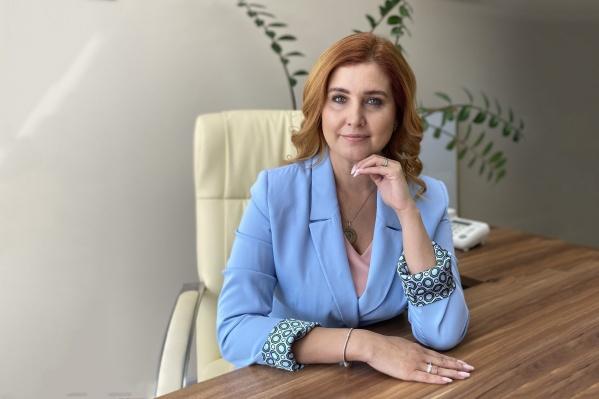Новый руководитель АН «Инженер» в Челябинске Ольга Павлова