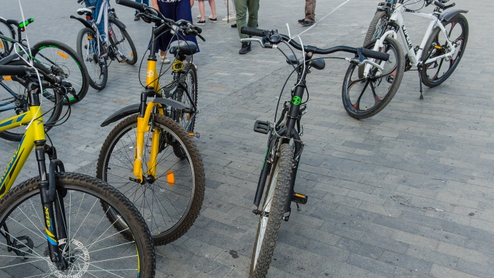 В Перми появится прокат велосипедов от ВТБ, как в Москве