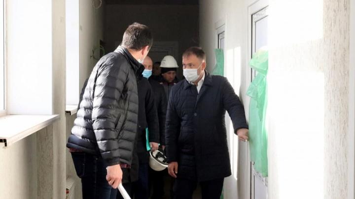 В Кемерове завершается строительство нового детского сада за 113 млн