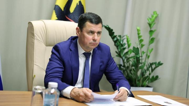 Губернатор Дмитрий Миронов: «Планируем в этом году построить 8 фельдшерско-акушерских пунктов и амбулаторию»